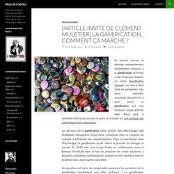 La gamification et le web : comment ça marche ?