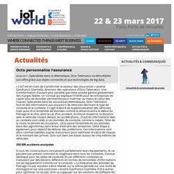 Article/Dépêche - Octo personnalise l'assurance