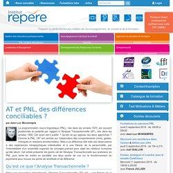 Article: Analyse transactionnelle et PNL