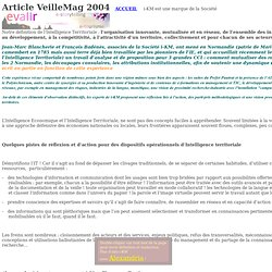 Article VeilleMag 2004
