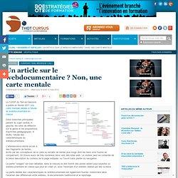 Un article sur le webdocumentaire ? Non, une carte mentale : Articles : Thot Cursus