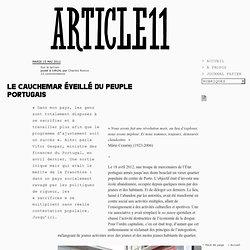 Le cauchemar éveillé du peuple portugais - Charles Reeve