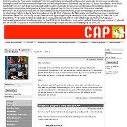 CAP - Comité pour une Autre Politique - Europe - Parlement au service des spéculateurs ? - Articles