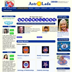 Articles about Zodiac Signs Astrology , Horoscopes and Astrology