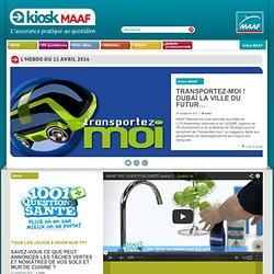 Accueil / MAAF - Kiosk MAAF