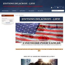 Nos articles - Editions Delacroix LIESI