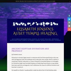 Articles — Elisabeth Jensen's Auset Temple Healing