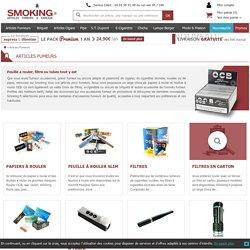 Articles Fumeurs : achat d'articles pour fumeurs pas cher