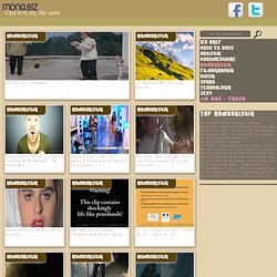 Les articles HumouristiQ présent dans monq.biz - page n° 1
