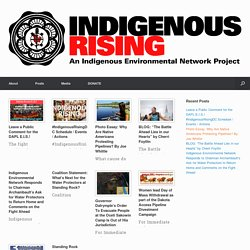 Blog and Articles | Indigenous Rising