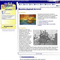 Articles - Joachim-Raphaël Boronali