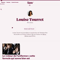 Louise Tourret