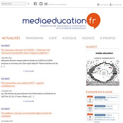Articles - mediaeducation.fr