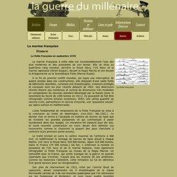 Navires - France, La marine française
