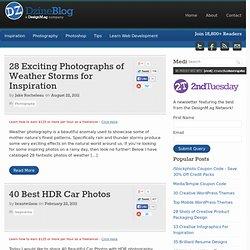 Photography at DzineBlog