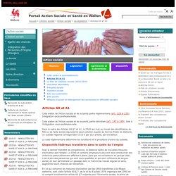 Articles 60 et 61