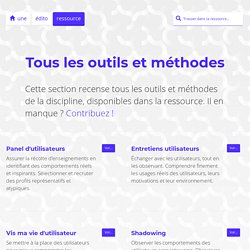 Les articles de la ressource – Design De Services.org