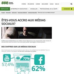 Articles santé et mieux-être – SSQ