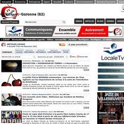 ARTICLES Tarn-et-Garonne (82) Tarn-et-Garonne (82) LOCALE