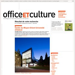 Articles : université