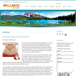 Articles - Wellness with Elsie