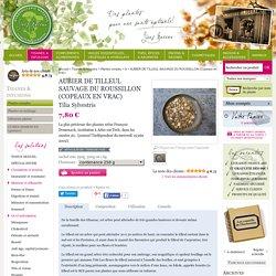 AUBIER DE TILLEUL (articulation / tension) : Herboristerie Moderne