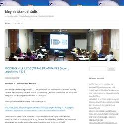 Blog de Manuel Solís