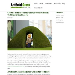 Safety Benefits of Artificial Turf Installation Near Me for Play Spaces