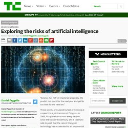 Exploring the risks of artificial intelligence