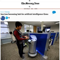 San Jose becoming hub for artificial intelligence firms