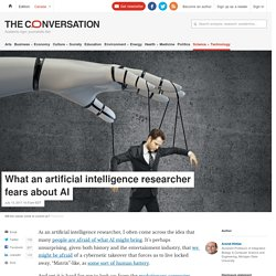 Should We Fear the Rise of Intelligent Robots?