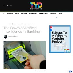 The Dawn of Artificial Intelligence in Banking