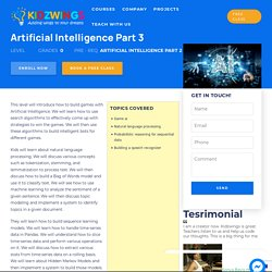 Artificial Intelligence Classes For Kids
