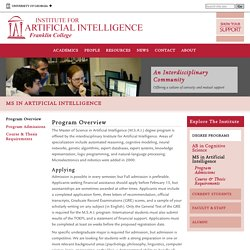 Institute for Artificial Intelligence