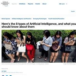 The eight types of AI you should know about