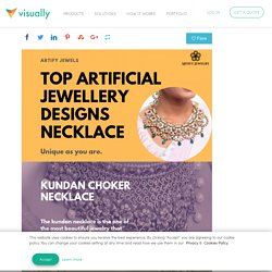 Top Artificial Jewellery Designs Necklace at Artify Jewels