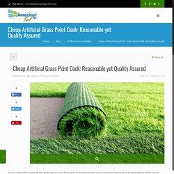 Cheap Artificial Grass Supplies Point Cook
