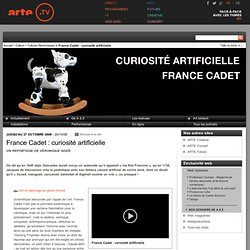 France Cadet : curiosité artificielle