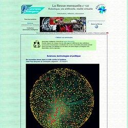 revue mensuelle - N° 122. Simulation du Système par Jean Paul Baquiast et Christophe Jacquemin
