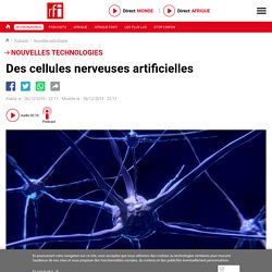 Des cellules nerveuses artificielles - Nouvelles technologies