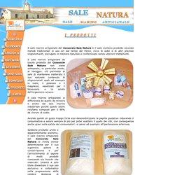 Sale Marino Artigianale - I Prodotti e le loro confezioni