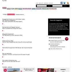 Artikel Engagement : fluter.de
