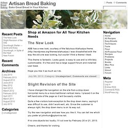 Artisan Bread Baking by Barry Harmon