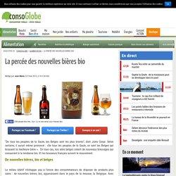 Les bières bio artisanales certifiées AB ont un succès grandissant