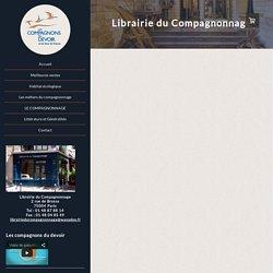 Artisanat - Librairie du Compagnonnage