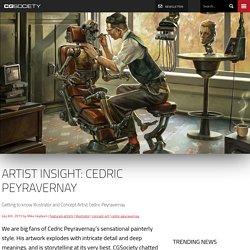 Artist Insight: Cedric Peyravernay