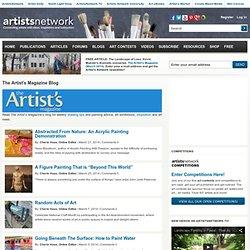 artists blog