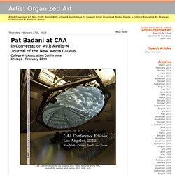 Artist Organized Art