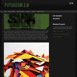 Artist Profile - Boris Tellegen