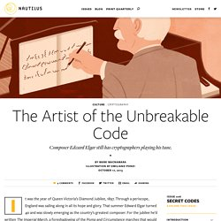 The Artist of the Unbreakable Code - Issue 6: Secret Codes